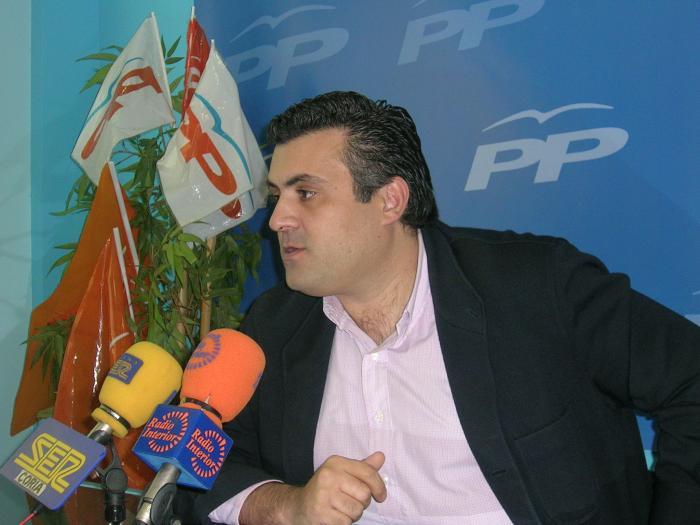 El PP de Coria acusa al ayuntamiento de hacer un paripé  sobre la apertura del Hotel Palacio Episcopal