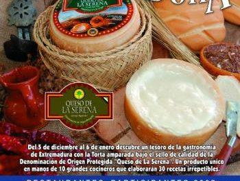 """La Denominación de Origen Protegida Queso de la Serena promociona las tortas con la campaña """"Navidad Serena"""""""