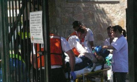 Fallece en el Hospital de Coria un vecino de La Moheda tras sufrir un infarto en plena calle