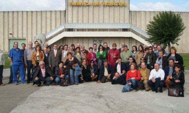Más de quince trabajadores de Altadis de Palazuelo se prejubilarán, el resto serán trasladados a otras factorías