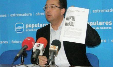El presidente de la Asamblea de Extremadura anuncia recortes y austeridad en la gestión del hemiciclo