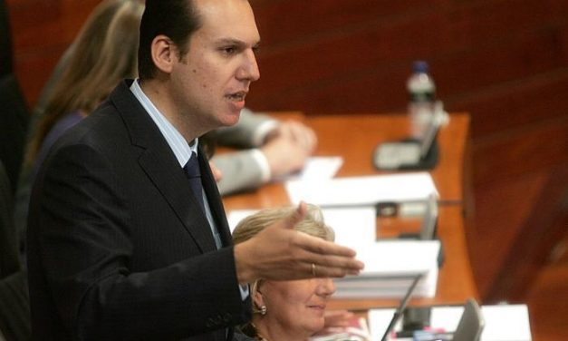 Luis Alfonso Hernández Carrón será el portavoz del Grupo Parlamentario Popular esta legislatura