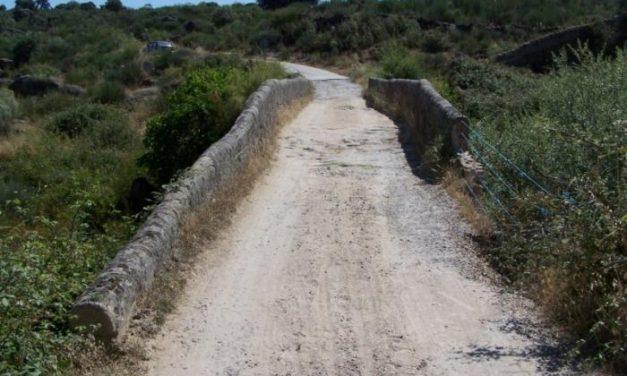 """Andares denuncia que """"La Puente"""", en la Cañada de los Rebollares, sufre desperfectos """"muy graves"""""""