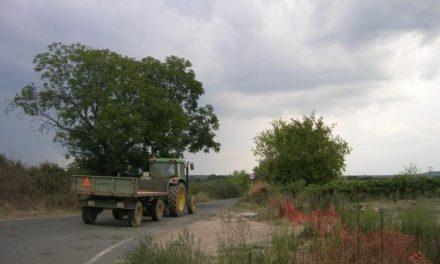 El alcalde y los empresarios valoran positivamente la contratación de las obras de la carretera de La Moheda