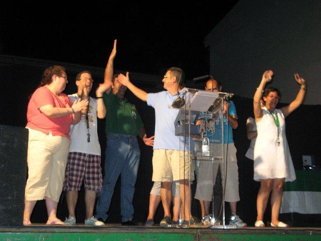 Mensajeros de la Paz agradece con orgullo el premio recibido en la II Gala del Deporte de Moraleja