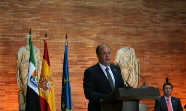 Discurso íntegro de José Antonio Monago en su toma de posesión como presidente de la Junta de Extremadura