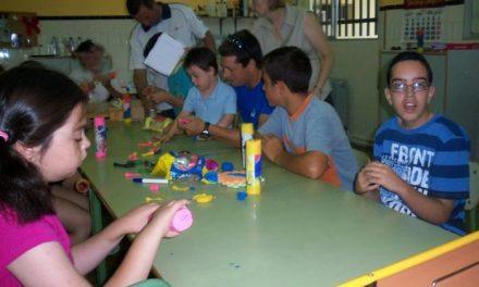 Aprosuba-9 organiza su I Escuela de Verano como programa de respiro para familias del Centro Educativo