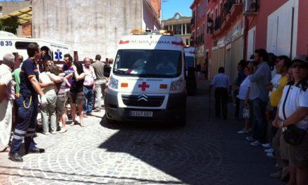El primer encierro taurino de Moraleja concluye con dos heridos derivados al Hospital de Coria
