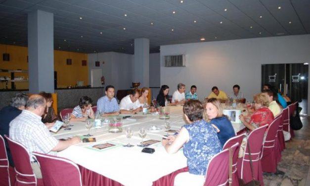 El Proyecto Por Tierras Rayanas, del que forma parte Coria, inicia su primera mesa de trabajo institucional