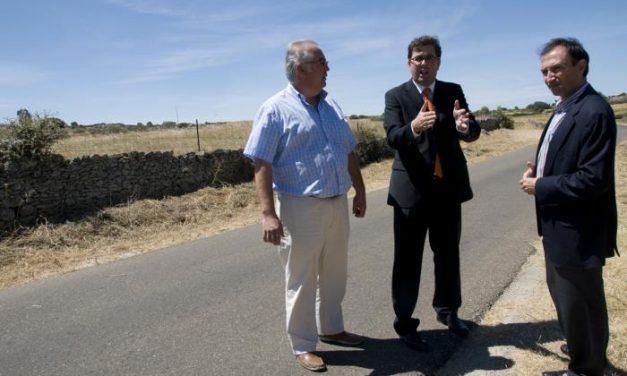 La Diputación de Cáceres arreglará la carretera que une Huertas de Ánimas y Belén en la comarca de Trujillo