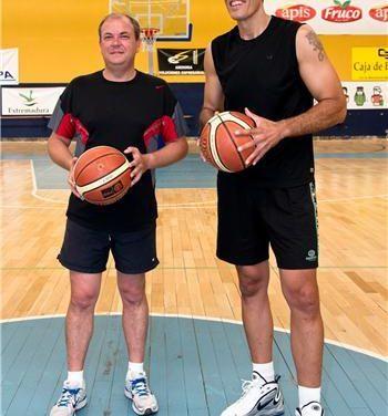 El ex-jugador profesional de baloncesto, Toni Pedrera, es el nuevo director general de Deportes de la Junta