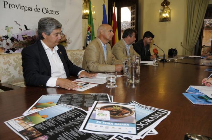 Moraleja se muestra dispuesta a acoger cada dos años la Feria Rayana aunque estudiarán su viabilidad
