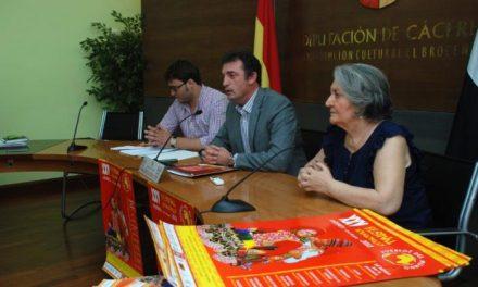 La XXV edición del Festival Folklórico de los Pueblos del Mundo llegará a la provincia del del 26 al 29 de julio