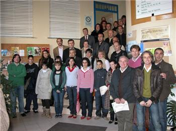 Diez centros educativos reciben los premios a la mejores publicaciones del curso 2006/2007
