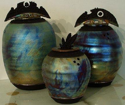 Baños de Montemayor celebra el II Encuentro Internacional de Ceramistas con más de 30 participantes