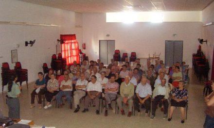 La Guardia Civil inicia el Plan Mayor Seguridad para orientar a la tercera edad de la comarca de Trasierra