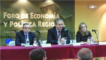 Los fondos europeos han conseguido aumentar la calidad de vida de los extremeños, según la Junta