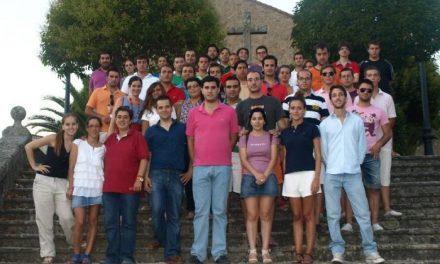 Jóvenes de NN.GG. del PP participan en la Escuela de Verano Felipe Camisón en Baños de Montemayor