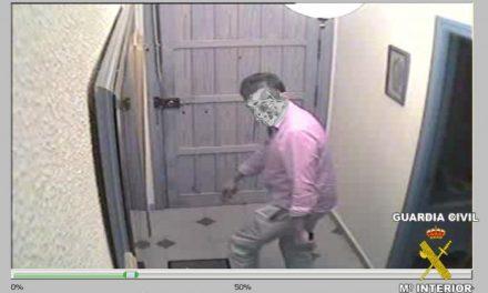 Detienen al presunto autor de robos en casas cometidos en las fiestas de Pueblonuevo y Valdelacalzada