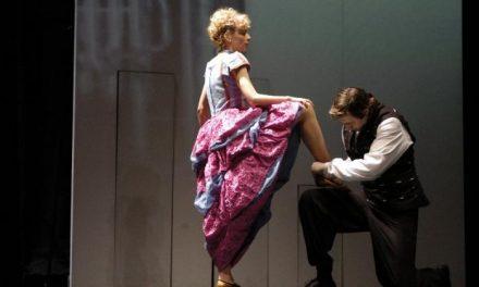 """""""El Maestro de Danzar"""" de 'Teatro Defondo' sube al escenario del Conventual de San Benito este lunes"""