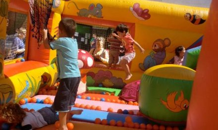 Las fiestas del barrio de San Cristobal en Moraleja concluyen con una gran afluencia de público
