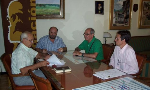 La Fundación Valhondo Calaff suscribe un convenio con la Hermandad de Donantes de Cáceres