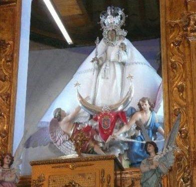 La Cofradía de la Virgen de Argeme celebra un Triduo del 13 al 15 de agosto para celebrar la Asunción