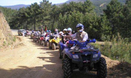 El turismo rural extremeño registra un descenso de ocupación de entre el 15 y 20% durante julio