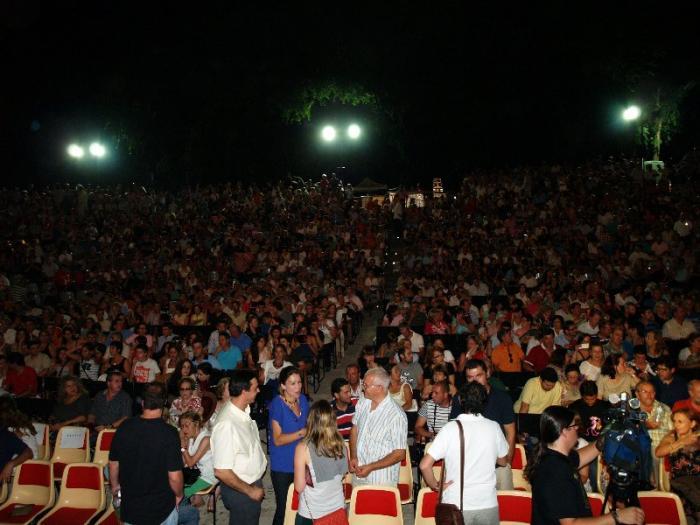 La XXVII edición del Festival de Teatro Clásico Alcántara concluye con un éxito de crítica y público