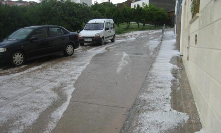El norte de Cáceres está en alerta amarilla en previsión de tormentas que podrían ir acompañadas de granizo