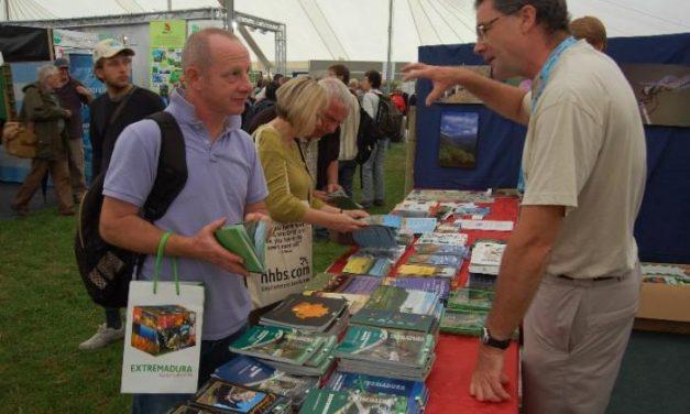 Adicomt promocionará el turismo de observación de aves de la comarca Miajadas-Trujillo en Inglaterra