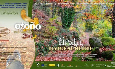 El Valle del Ambroz presenta un adelanto del Otoño Mágico que estrena este año su Interés Turístico Regional