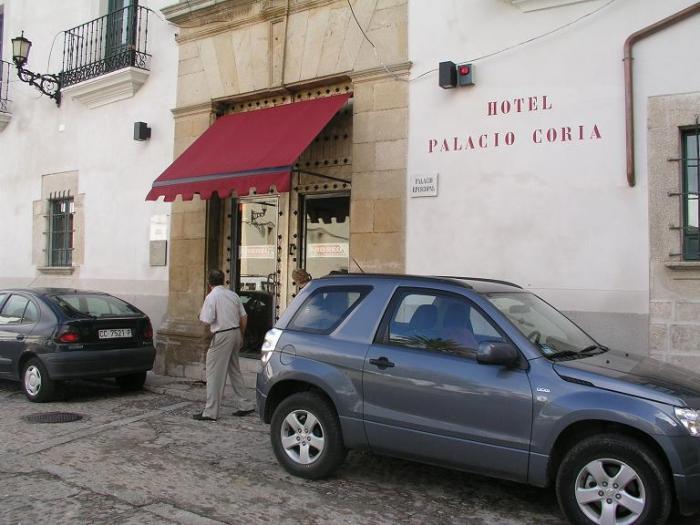 La Comisión de Urbanismo da vía libre al ayuntamiento de Coria para conceder la licencia del Hotel Palacio