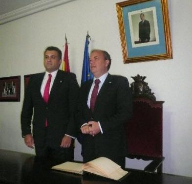Monago apuesta por un cambio en la Ley de Mancomunidades que dé independencia a los pueblos