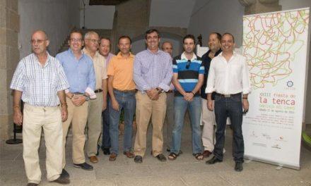 El actor Santi Senso y la Red extremeña de Desarrollo Rural recibirán la Tenca de Oro en Santiago del Campo