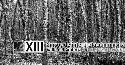 El Museo Pérez Comendador de Hervás reunirá a 50 alumnos en los cursos de interpretación musical