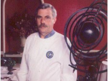 El restaurador Fernando Barcena, del restaurante Aldebarán de Badajoz, elegido cocinero del año