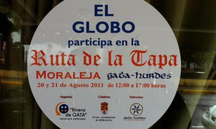 Los trece establecimientos participantes en la Ruta de la Tapa de Moraleja ofrecen más de 15.000 pinchos