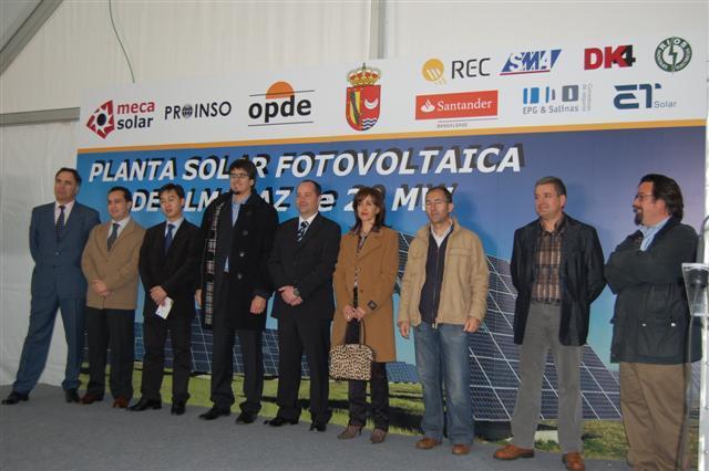 El parque solar fotovoltaico que promueve el Grupo Opde en Almaraz será el mayor del mundo con 20 megawatios