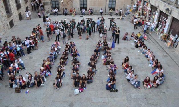 La Diócesis de Coria-Cáceres valora como un éxito la Jornada de la Juventud celebrada en Madrid