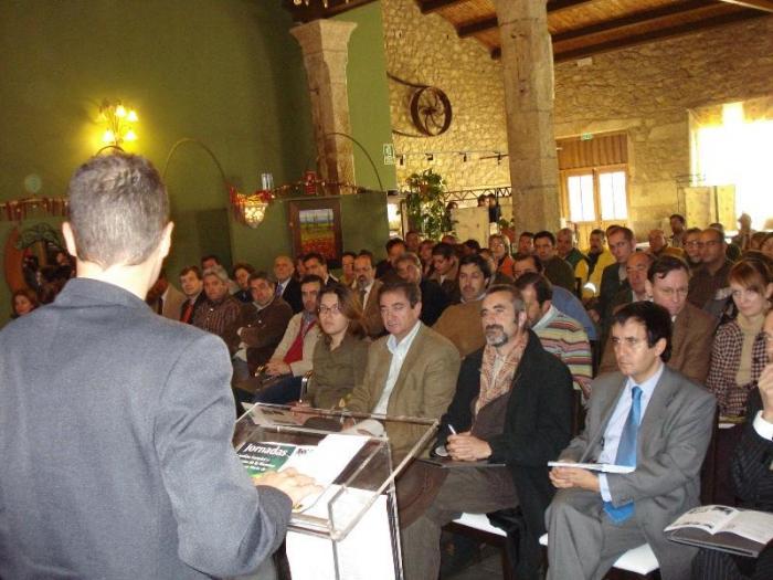 Sierra de Gata creará una plataforma logística para recoger y exportar los residuos forestales