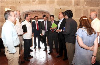 """La Plataforma Ciudadana """"Refinería No"""" califica de histórico el encuentro celebrado con Monago"""