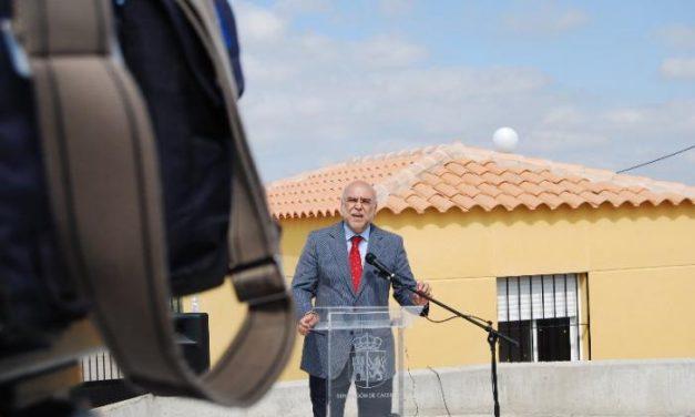 La Junta de Extremadura ha invertido más de cinco millones de euros en 70 puntos limpios en la región