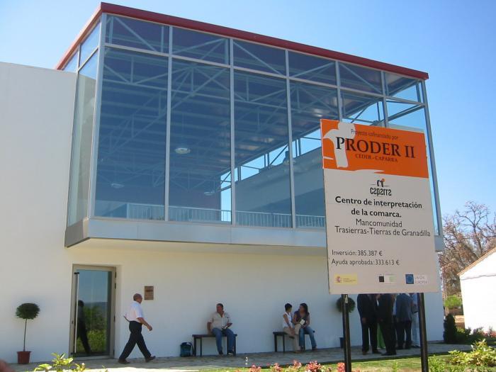 El Centro de Interpretación de Trasierra acoge una exposición de fotografías de fauna y naturaleza
