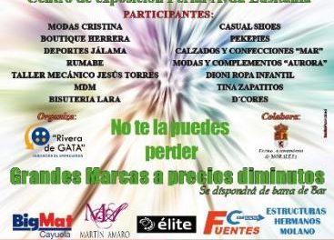 Más de 5.000 personas visitarán la II Feria del Stock que acoge el centro expositivo de Moraleja