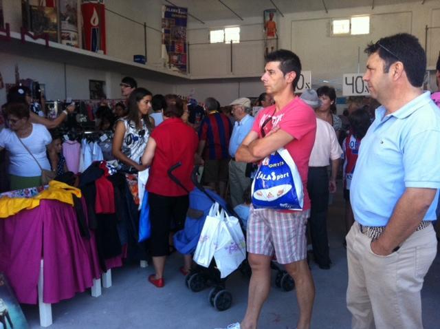 Más de 4.000 personas visitan la II Feria del Stock y Vehículo de Ocasión celebrada en Moraleja