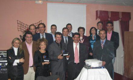 La asociación empresarial de Moraleja y comarca entregó sus premios anuales a las mejores empresas del año