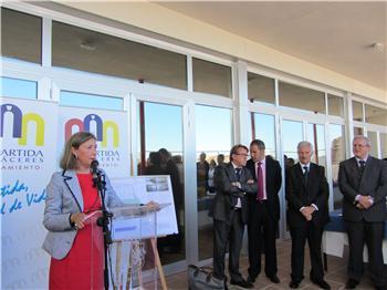 Extremadura oferta más de 10.300 plazas públicas en centros de Educación Infantil para el curso 2011/2012