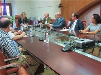 La vicepresidenta Teniente coincide con el consejo Económico para establecer un calendario legislativo
