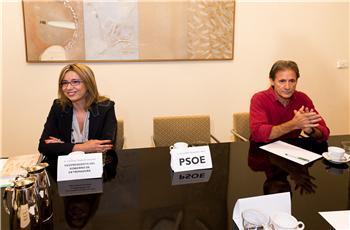 La Junta desarrollará un plan para promover el empleo y la creación de empresas en Extremadura